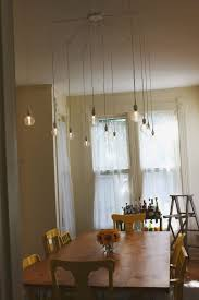 Light Fixtures For Dining Rooms by Elsie U0027s Dream Diy Light Fixture U2013 A Beautiful Mess