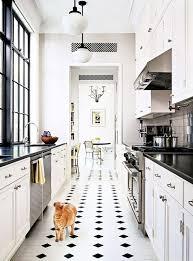 white galley kitchen designs 21 beautiful all white kitchen design ideas