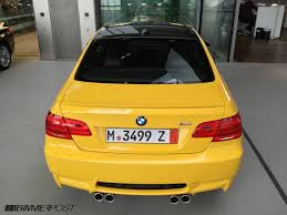 individual color speed yellow e92 m3 zcp