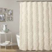 Ruffled Shower Curtain Ruffle Shower Curtains