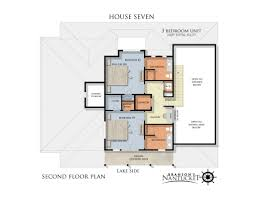 Floor Plans For 3 Bedroom Houses Unit Floor Plans U2013 Branson U0027s Nantucket
