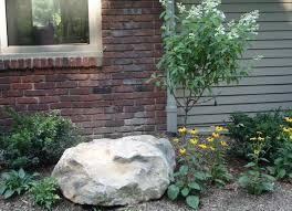 Rocks In Garden Rocks In Garden