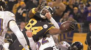 Ravens Steelers Memes - steelers vs ravens antonio brown td fuels epic win si com