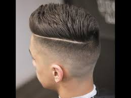 how to cut comb over hair comb over with a fade how i cut my hair youtube