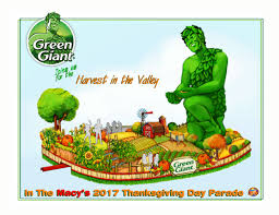 green makes a debut in the 91st annual macy s