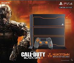 black friday deals target call duty black ops 3 xbox 360 playstation 4 1tb console u2013 call of duty black ops 3 limited