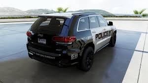 srt jeep 2014 scpd 2014 jeep grand cherokee srt back by xboxgamer969 on