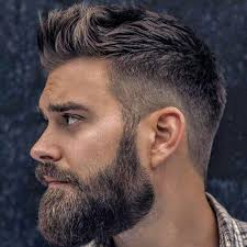 hairstyles that go with beards cool beard hairstyle combos for 2018 lifestyle by ps