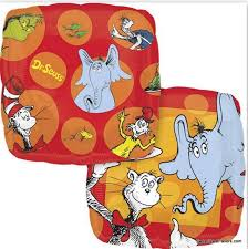 dr seuss party supplies cat in hat dr seuss party supplies balloons and similar items