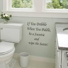 toilet funny bathroom seat decor removable vinyl sticker words toilet funny bathroom seat decor removable sticker words decal diy wuk
