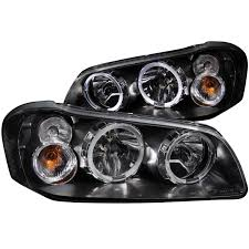 nissan maxima brake light switch amazon com anzo usa 121113 nissan maxima with halo black