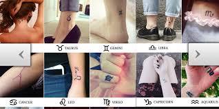 tattoos com the best tattoo ideas for every zodiac sign