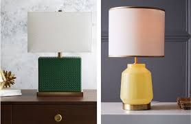 colorful table lamps centsational style