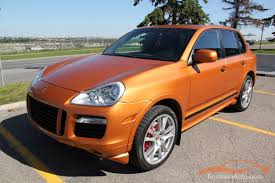 2008 Porsche Cayenne Gts - 2008 porsche cayenne gts awd tiptronic u2013 loaded envision auto