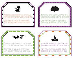 halloween party gift ideas halloween gift tag ideas u2013 fun for halloween