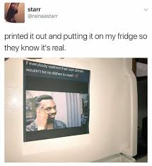 Washing Dishes Meme - dopl3r com memes if everyone would wash their dishes there d be