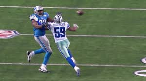 pass interference call against cowboys should not been