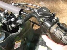 110cc atv help trouble starting the engine youtube