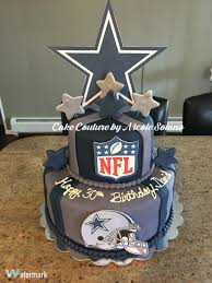 dallas cowboys nfl football cake cakecouturebynicolesolano cake