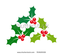 christmas mistletoe christmas mistletoe icon free vector stock