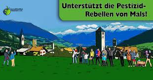 B Om El M Chen Unterstützt Die Pestizid Rebellen Umweltinstitut München
