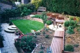 Sloping Garden Ideas Photos How To Landscape A Sloped Side Yard Sloped Garden Landscaping
