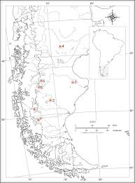Patagonia Map Adventures In Patagonia The Plant Press