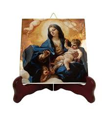 religious gift ideas holy our of the rosary religious gift idea icon on