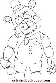 fnaf mangle coloring pages five nights at freddys fnaf 2 coloring pages