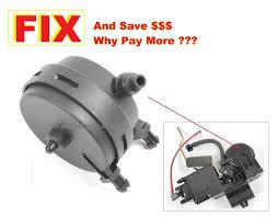 trunk latch for mercedes benz w220 vacuum lock actuator repair kit