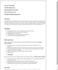 Paraprofessional Resume Sample by Professional Human Service Worker Templates To Showcase Your