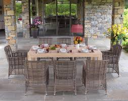 all weather dining table matera bali contemporary teak dining table and all weather wicker
