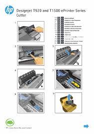 hp designjet t920 t1500 t2500 t3500 parts and service manual pdf