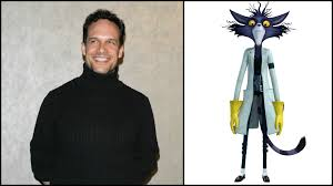 Diedrich Bader Meet The Famous Voices Behind The Characters Of Michael Jackson U0027s