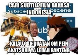 Meme Indo - 12 meme lucu tentang penerjemah subtitle film populer di indonesia