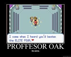 Prof Oak Memes - favorite meme in the history of the intertubes page 23 neogaf
