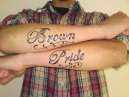 25 artistic brown pride tattoos slodive
