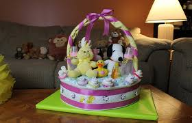 cake basket how to make
