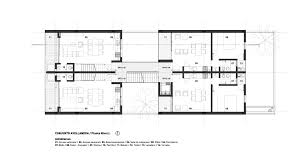2nd Floor Addition Plans Avellaneda Project Lof Colectivo De Arquitectura Archdaily