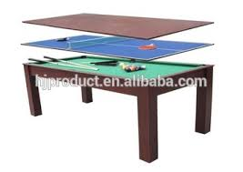 pool and ping pong table 3 in 1 multi game table pool ping pong and dining table view