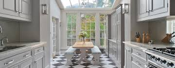 kitchen conservatory room design plan simple to kitchen