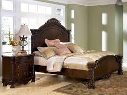 Solid Dark Wood Bedroom Furniture Eo Furniture Regarding Dark - Dark wood bedroom furniture sets