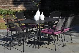 Iron Table And Chairs Patio Buy Wrought Iron Patio Furniture Including Tables Chairs U0026 More