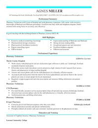 Resume Examples For Pharmacy Technician by Pretentious Design Pharmacy Resume 14 Pharmacy Technician Cv
