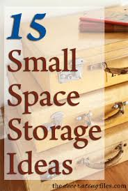 Kitchen Storage Solutions For Small Spaces - small space storage 15 creative u0026 fun ideas