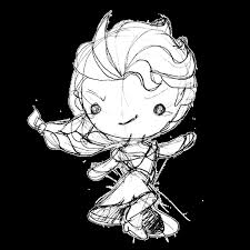 kawaii frozen favorite u201cfrozen u201d characters 80 cuter