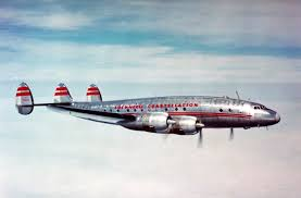 Plane Ceiling Fan How The Constellation Became The Star Of The Skies Lockheed Martin