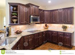 kitchen modern dark wood floor normabudden com
