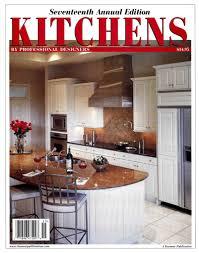 Designer Kitchens Magazine Featured In Kitchens Magazine