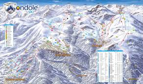Piste Maps For Italian Ski by Prato Nevoso Mondolè Ski Piste Map Plan Of Ski Slopes And